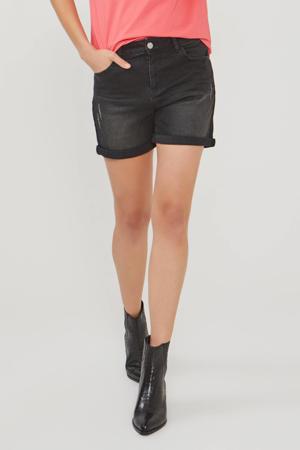 short zwart