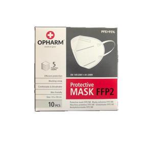 OPHARM Protective Mask FFP2 - 10 stuks