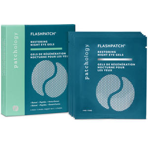 FlashPatch Restoring Night Eye Gels oogmasker