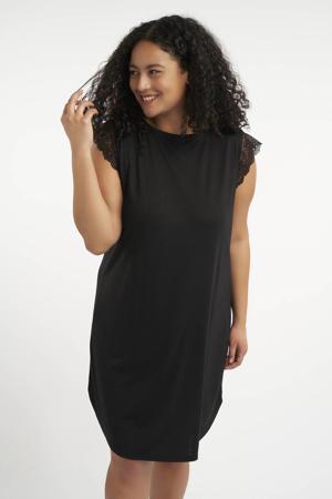 nachthemd zwart
