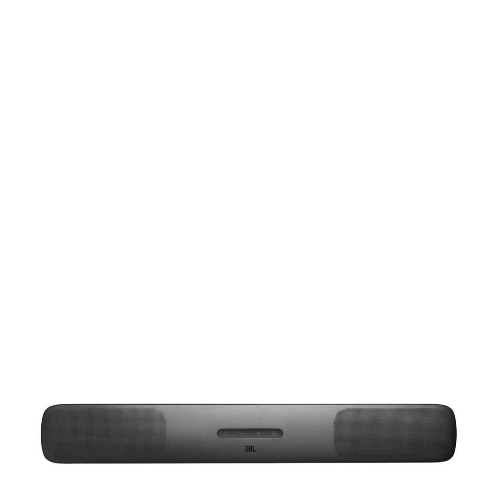 JBL Bar 5.0 Multibeam soundbar (zwart), Zwart