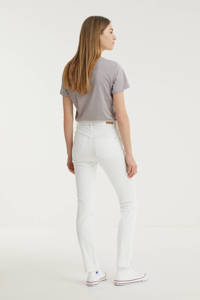C&A Yessica slim fit jeans wit, Wit