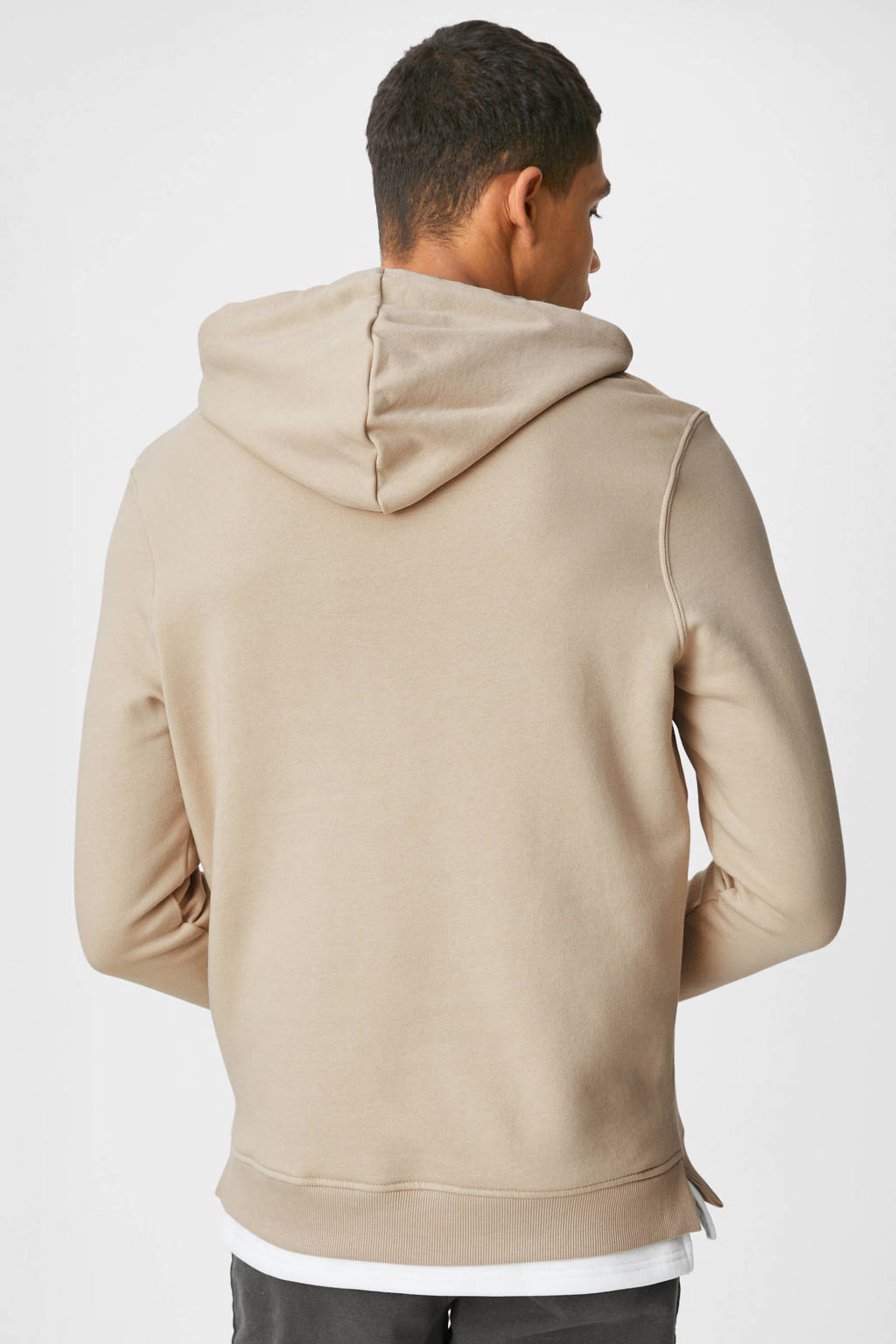 C&A Clockhouse hoodie beige, Beige
