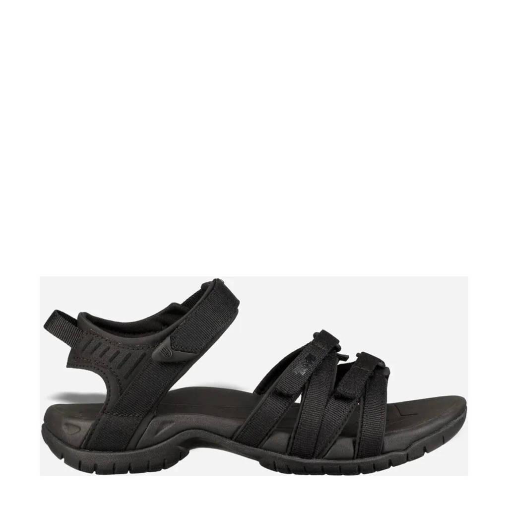 Teva Tirra  sandalen zwart, Zwart
