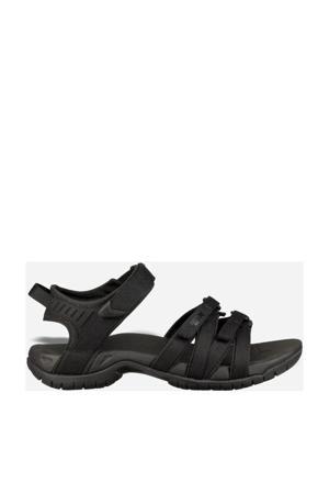 Tirra  sandalen zwart