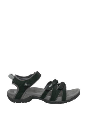 Tirra Leather sandalen zwart
