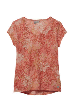 outdoor T-shirt Featherweight oranje