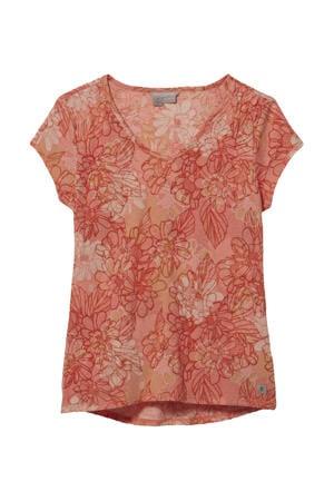 outdoor T-shirt Featherweight oranje