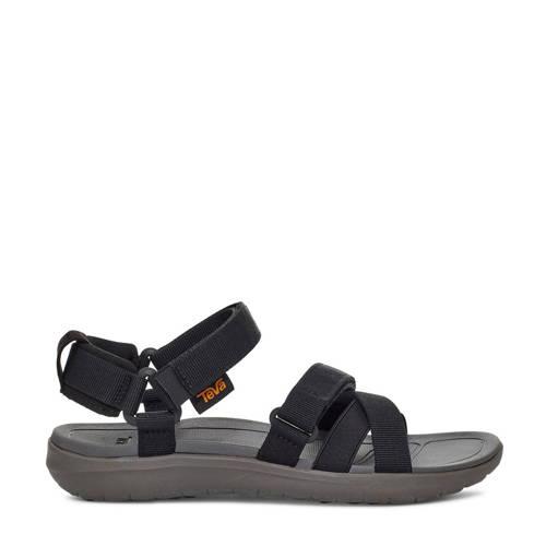 Teva Mia sandalen zwart