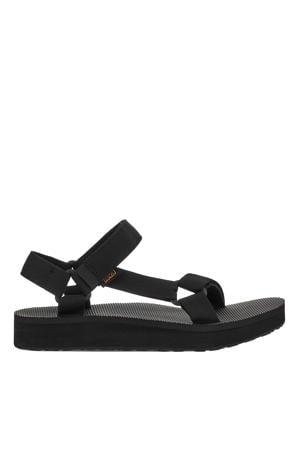 Mid Universal  sandalen zwart