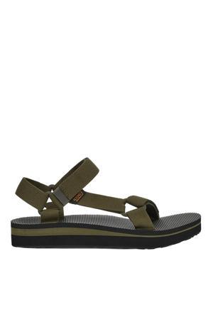 Mid Universal  sandalen olijfgroen