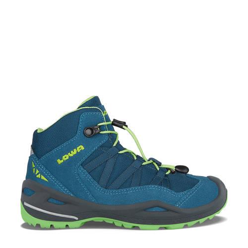 Lowa Robin GTX wandelschoenen blauw/lime kids