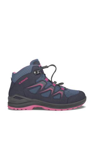 Innox Evo wandelschoenen donkerblauw/roze kids