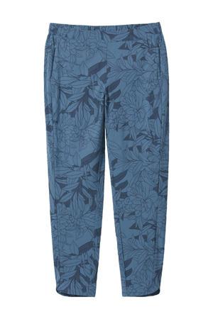 outdoor broek blauw