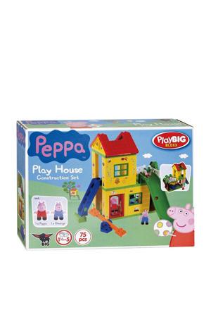 Bloxx Peppa Pig Speelhuis