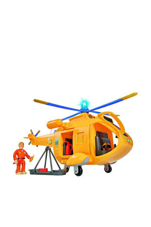 Brandweerman Sam Helicopter Wallaby 2
