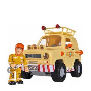 Brandweerman Sam Berg 4x4 Jeep