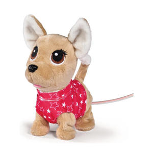 Chi Chi Love Twinkle Hond interactieve knuffel