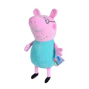 Peppa Pig knuffel Papa Pig knuffel 33 cm