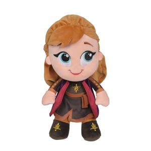 Disney Frozen 2 Anna knuffel 28 cm