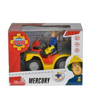 Brandweerman Sam Quadbike Mercury met Sam