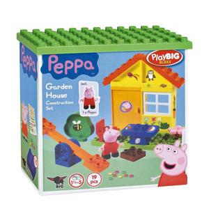 Bloxx Peppa Pig Tuinhuisje