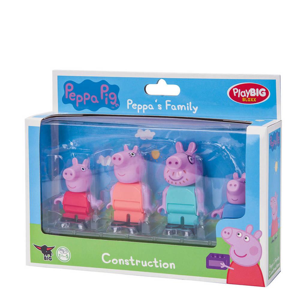 BIG Bloxx Peppa Pig Peppa´s Family