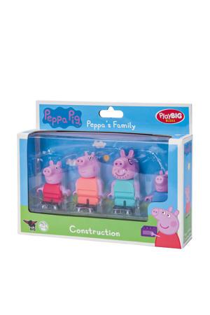 Bloxx Peppa Pig Peppa´s Family
