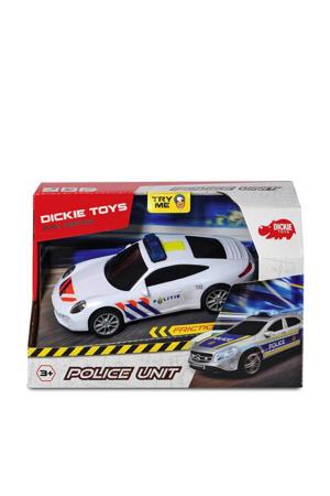Nederlandse Politiewagen Porsche