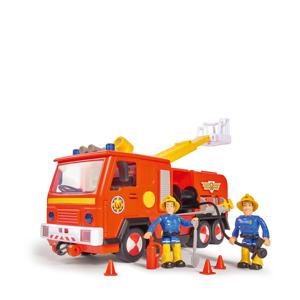 Brandweerman Sam Jupiter brandweerwagen & 2 figuren