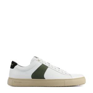 VG09  leren sneakers wit
