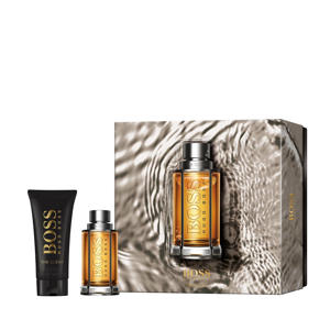 BOSS The Scent EDT Men giftset