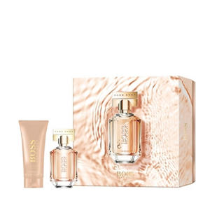 BOSS The Scent giftset
