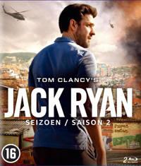 Jack Ryan - Seizoen 2 (Blu-ray)