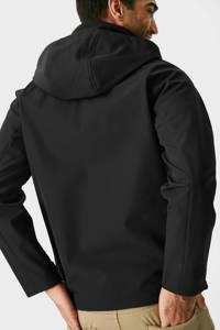 C&A Canda  zomerjas zwart, Zwart