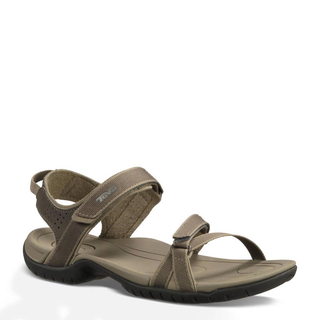 Teva Verra  sandalen lichtbruin, Lichtbruin