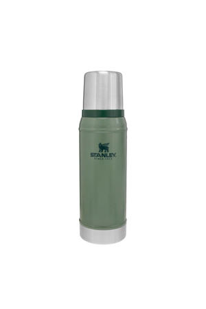thermosfles 0,75 liter groen