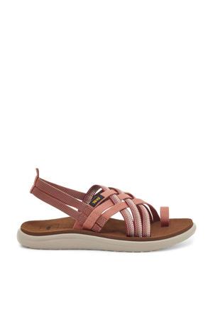 Voya Strappy outdoor sandalen bruin/multi