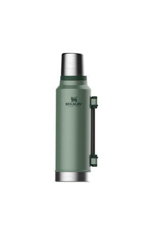 thermosfles 1.2 liter groen