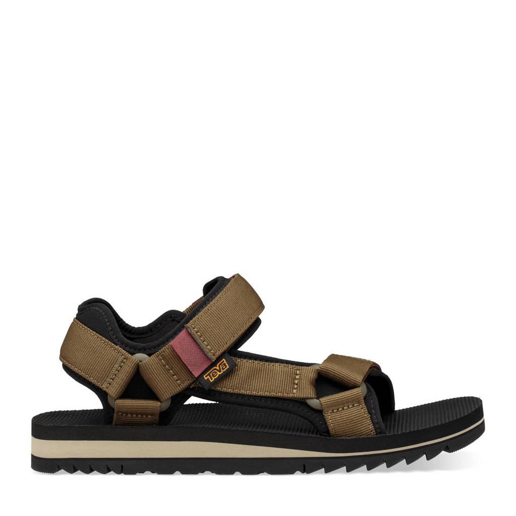 Teva Universal Trail  sandalen kaki/bruin, Kaki/bruin