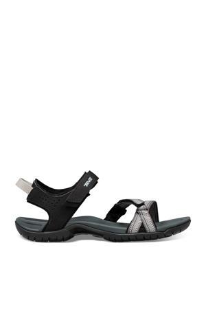 Verra  sandalen zwart/multi