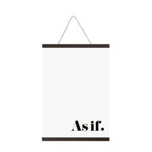 poster hanger Basic  (22 cm)
