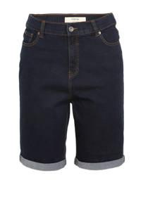 Simply Be high waist jeans bermuda dark denim, Dark denim