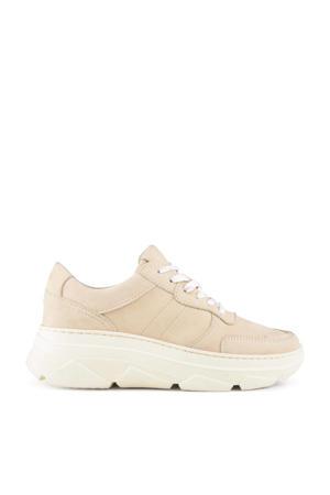 Jola  chunky nubuck sneakers beige