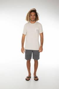 Protest T-shirt Faz off-white, Off-White