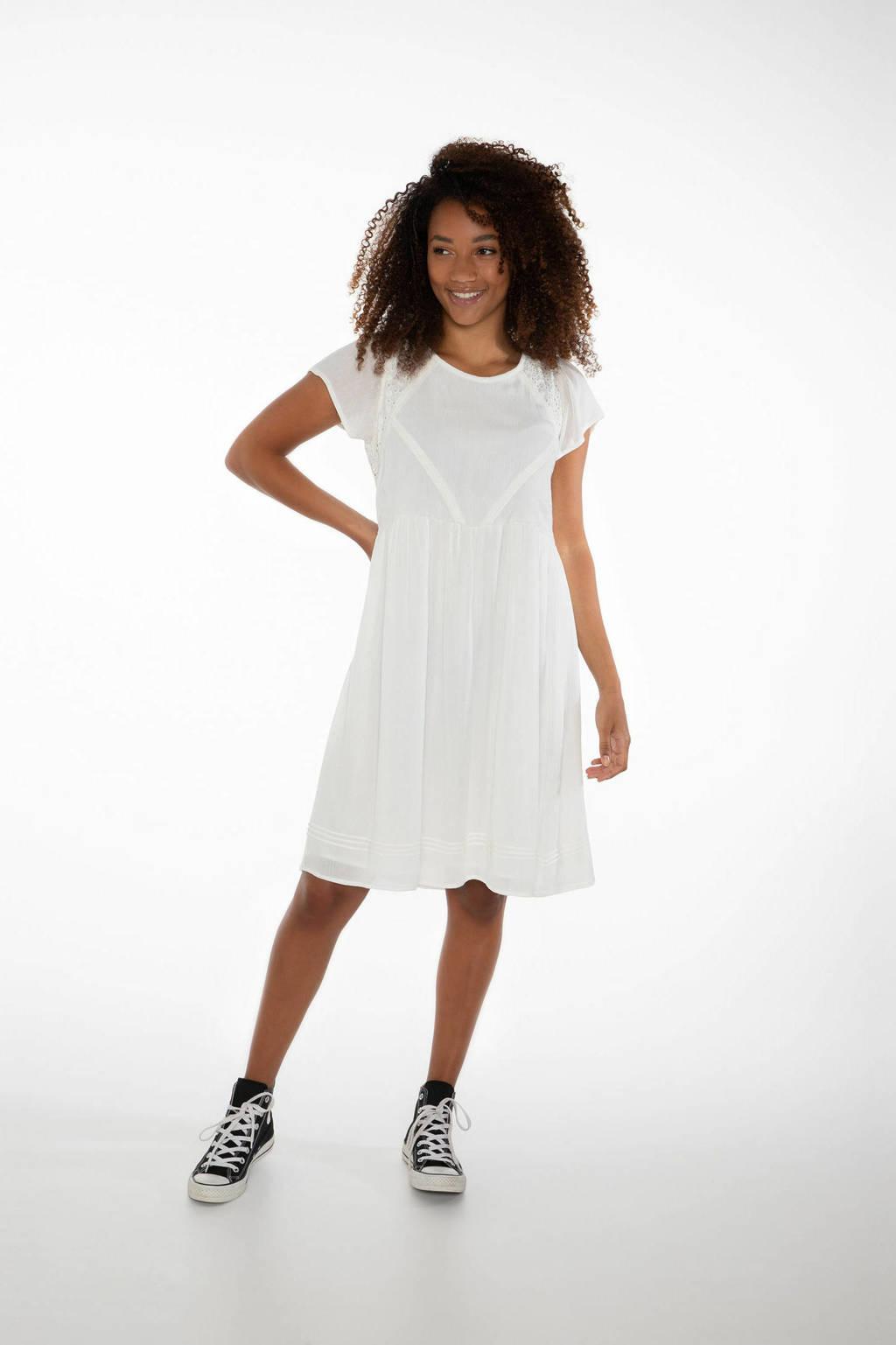 Protest jurk Melody wit, Wit