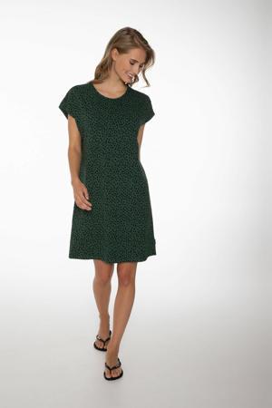 jurk Catrina groen