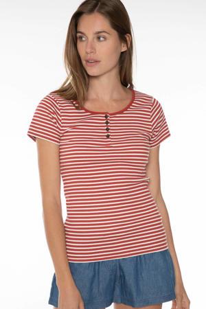T-shirt Abigail rood