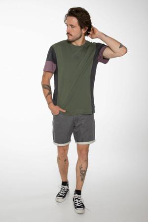 T-shirt Karvan groen