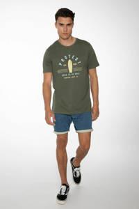 Protest T-shirt Berry groen, Groen